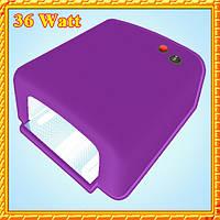 Поступили в Продажу UV-лампа 36 W для Полимеризации Гелей, Гель-Лаков и Акрила.