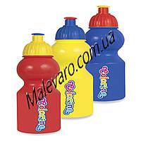 Бутылочка для воды (поилка) , экологичный пластик, 250 мл