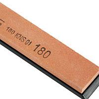 Камень точильный, брусок зернистость 180 для станка заточки ножей