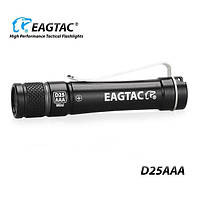 Фонарь Eagletac D25AAA XP-G2 S2 450/145Lm Gray , фото 1