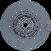 Диск сцепления  МАЗ (универсальный) / Диск  238-1601130, фото 1