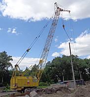 Гусеничный кран 25 тонн - РДК-250-3 в башенном исполнении, фото 1