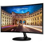 """Монитор Curved LED LCD Samsung 23.5"""" C24F390F FHD 4ms, D-Sub, HDMI, VA, Headphone, Black, 178/178 (LC24F390FHIXCI)"""