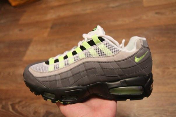 meilleure sélection 26aec 79ba6 Мужские кроссовки Nike Air Max 95 (40-45 Размеры)(ТОП РЕПЛИКА ААА+)