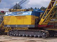 Гусеничный кран 25 тонн - МКГ-25 в стреловом исполнении