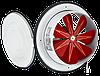 Вентилятор осевой с крышкой ф160