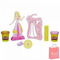 Пластилин Play-Doh Disney Набор для лепки Дизайнер платьев Принцесс Дисней Рапунцель, фото 1