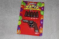 Свечки для торта Пистолет