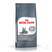 Сухой корм для кошек Royal Canin Роял Канин ORAL CARE   для профилактики образования зубного камня