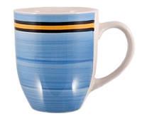 Кружка чайная 400 мл Blue rainbow