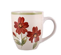 Кружка чайная 400 мл Flower rainbow