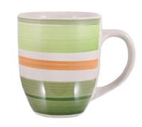 Кружка чайная 400 мл Green rainbow