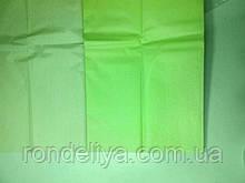Папір тишею (сигаретний) 50х50см 10 аркушів салатна