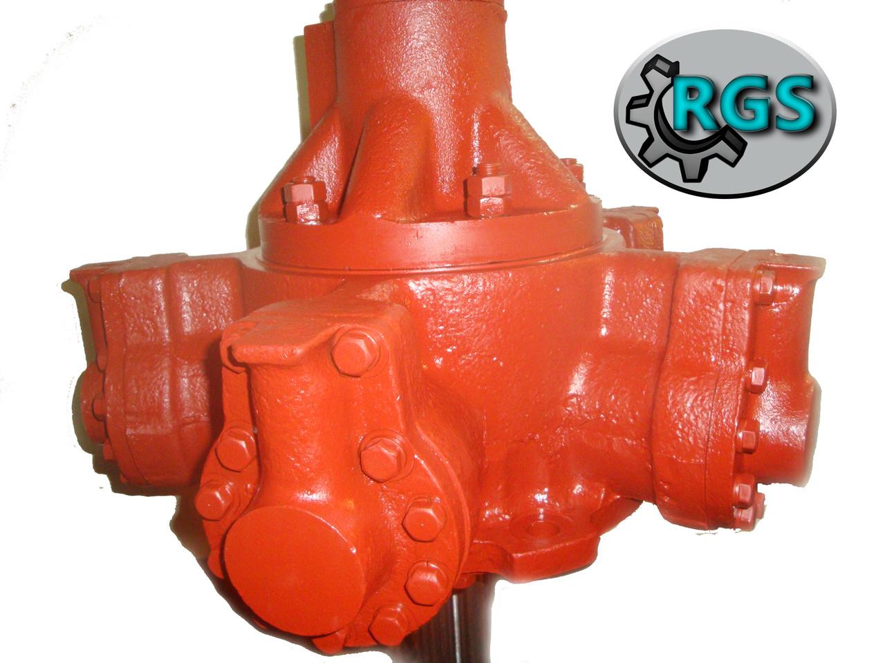 Гидромотор передний 49.0108.000 экскаватора ЭО-4321, АТЭК 881.