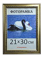 Фоторамка пластиковая 21х30, рамка для фото 2915-39