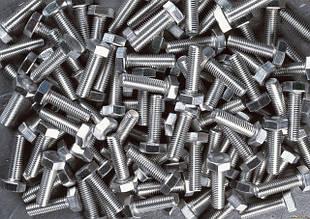 Метизы из нержавеющих сталей