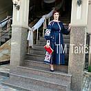 Платья для мамы и дочери - вышитая пара в бохо стиле, фото 2
