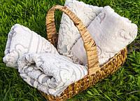 Махровое полотенце из хлопка и тенсела Buldans Toprak