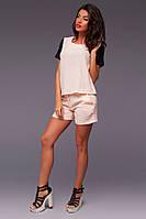 """Летний женский костюм """"Colias"""" с шортами и футболкой (2 цвета)"""