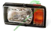 Фара ВАЗ 2104, 2105, 2107 левая Автосвет желтый поворотник   391.3711010 (Б/Л)