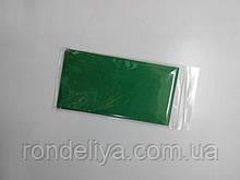 Папір тишею (сигаретний) 50х50см 10 аркушів зелена