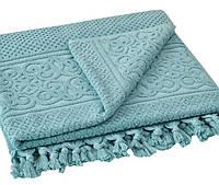 Махровое полотенце 50х90 Buldans Orient ментоловое