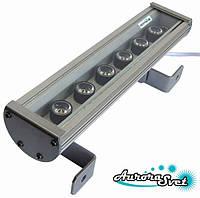 Линейный светильник C-18-24. Линейный LED светильник. Светодиодный линейный светильник.