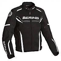 Мотокуртка летняя сетка Bering Scream черная, 3XL