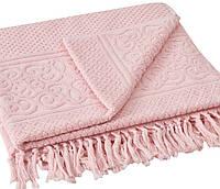Банное полотенце 90х150 Buldans Orient пудра