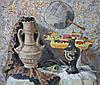 «Восточный натюрморт» картина маслом