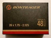 Камера Bontrager Standart 26x1.75-2.125 PV (MD)