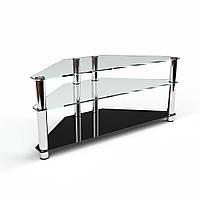 Стеклянная подставка под TV Торс (Бц-Стол ТМ)