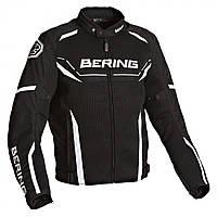 Мотокуртка летняя сетка Bering Scream черная, 2XL