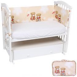 Кроватки, белье и аксессуары