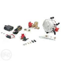 ГБО 2 (инжекторный мини комплект Atiker)