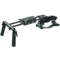 Обвес Proaim Shoulder Mount Stabilizer with Chest Support with 15mm Rail System