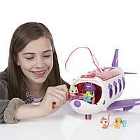 Игровой набор Самолет для зверюшек Пет Шоп Pet Shop Pet Jet