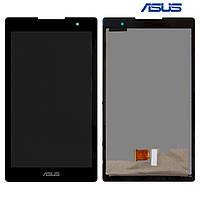 Дисплейный модуль (дисплей + сенсор) для Asus ZenPad C 7.0 Z170C, Wi-Fi, intel, оригинал, черный