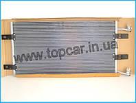 Радиатор кондиционера Renault Trafic II 2.5DCi 03- Thermotec Польша KTT110351