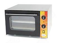 Печь для пиццы Orest ЭДМ-2/НПМ ( 1 камера, 2 уровня), камень 345*365 мм.