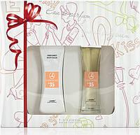 Подарочный парфюмированный женский набор LA MBRE №35