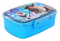 Ланчбокс 1 Вересня Frozen-Oloff 705490