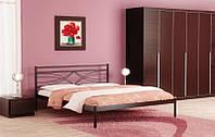 Кровать двуспальная металлическая Верона