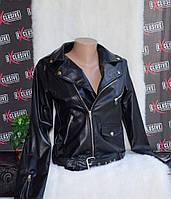 Шикарная женская курточка косуха., фото 1
