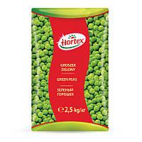 Зелений горошок ТМ Hortex 2,5