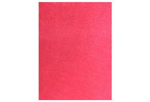 Фетр листовой  20х30см., 1мм ярко розовый