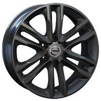 Литые диски Replica Nissan (NS910) W9 R22 PCD6x139.7 ET35 DIA77.8 HPB