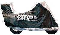 Моточехол Oxford AquaTex Medium с отсеком под кофр