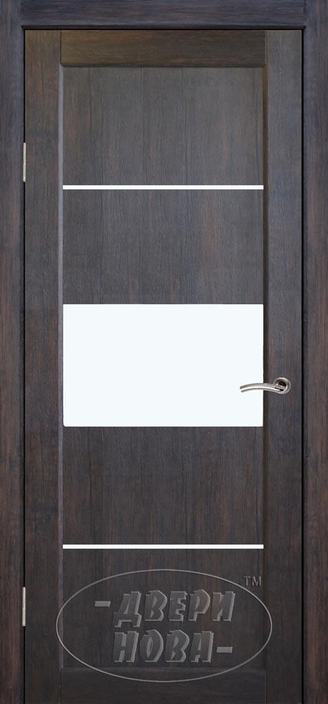 """Двери межкомнатные ТМ Нова """"Горизонталь"""""""