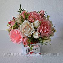 Подарок из конфет Raffaello , фото 3